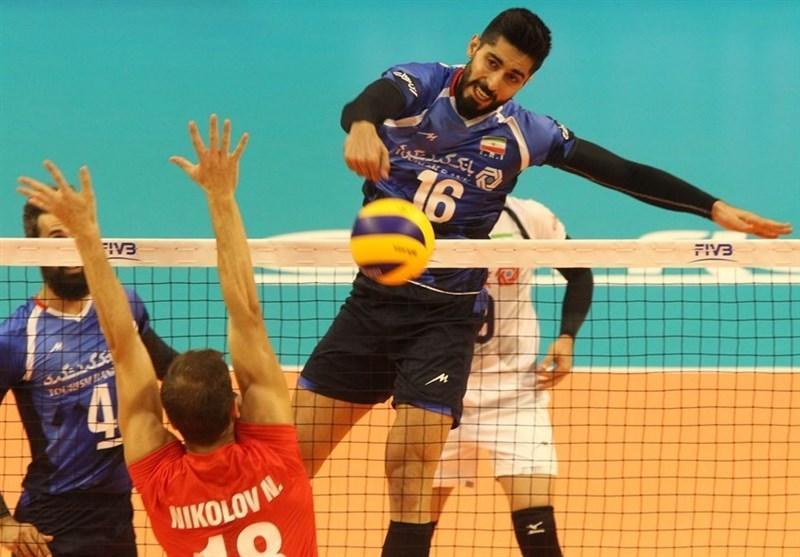 از بلغارستان، شفیعی: بازیکنان بلغاری جو را عصبی نموده بودند، منطقی بازی کردیم و برنده شدیم
