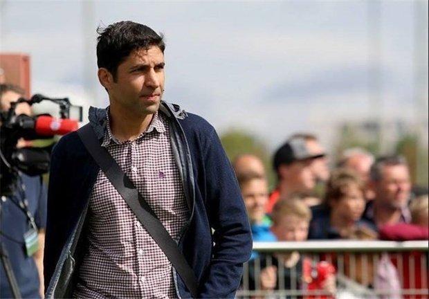 سایت فدراسیون فوتبال: هاشمیان گزینه اصلی تیم جوانان بود اما نشد!