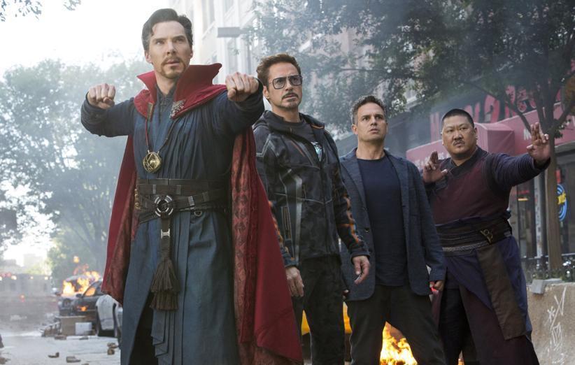 انتقام جویان فیلم محبوب مردم در سال 2018 شد