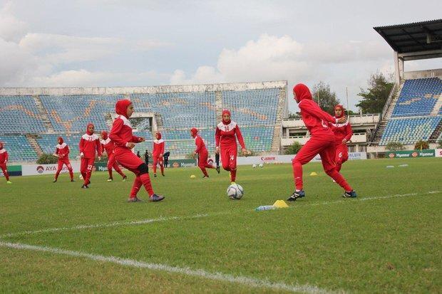 28 بازیکن به اردوی تیم فوتبال دختران زیر 16 سال دعوت شدند