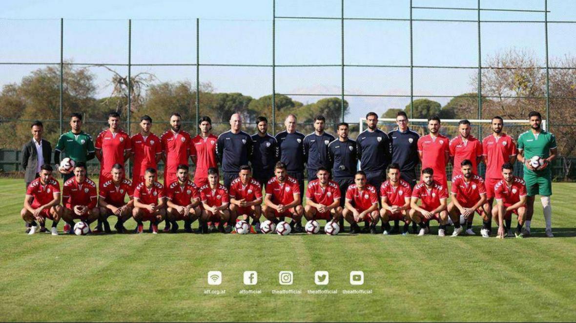لیست بازیکنان دعوت شده به تیم ملی فوتبال افغانستان اعلام شد