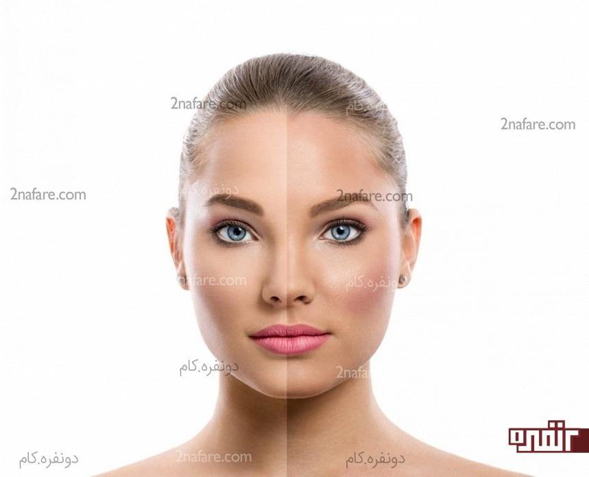 5 ماسک خانگی که پوست را روشن می نماید
