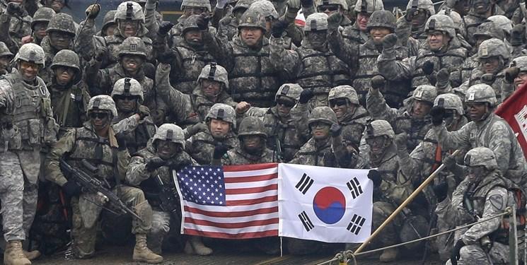 احتمال خروج 4 هزار نظامی آمریکایی از کره جنوبی