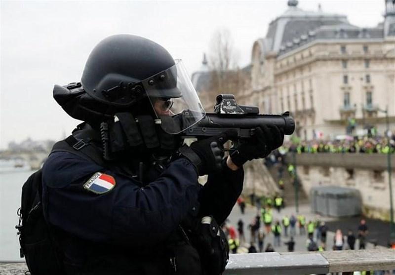 بازداشت 7 نفر در فرانسه به اتهام فعالیت های تروریستی