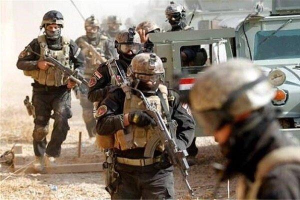 آغاز عملیات گسترده نیروهای عراقی علیه عناصر داعش