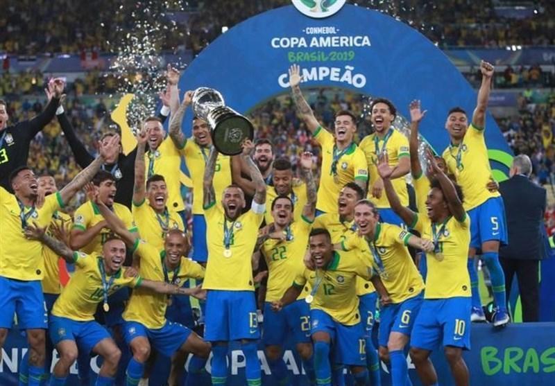 کوپا آمه ریکا هم تسلیم کرونا شد، قدیمی ترین تورنمنت فوتبال ملی جهان یک سال به تعویق افتاد