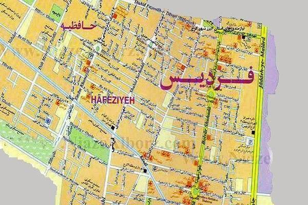 تاریخچه و نقشه جامع شهر فردیس در ویکی خبرنگاران