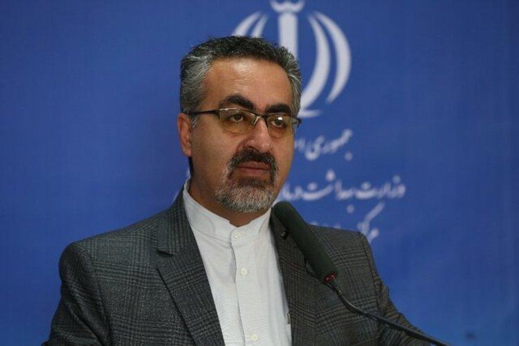 از هر 11 مورد مرگ در ایران یک مورد بر اثر کرونا است