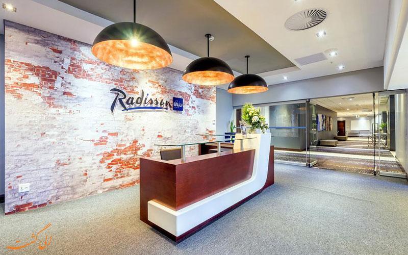معرفی رادیسون بلو هتل سندتون در ژوهانسبورگ ، 5 ستاره
