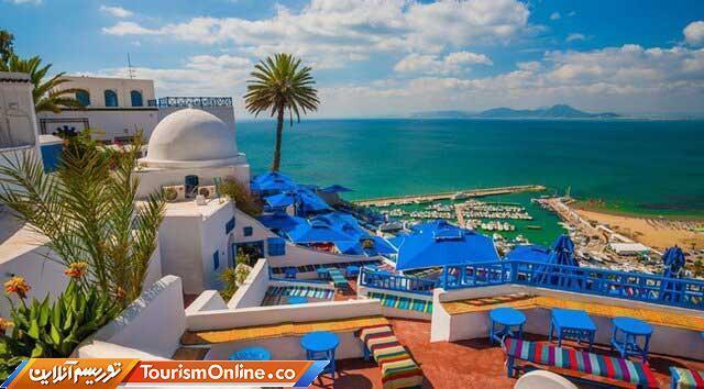 بازگشت گردشگران به تونس پس از 3 ماه