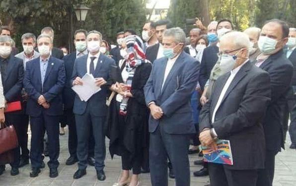 نمایشگاه یکصد سال روابط دیپلماتیک ایران و سوئیس در تهران
