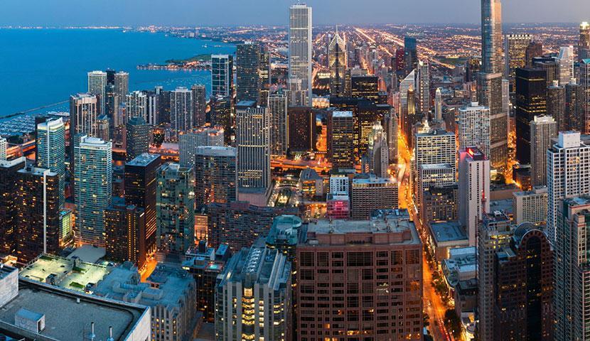 شیکاگو کجاست؟ - پایتخت پیتزای آمریکا