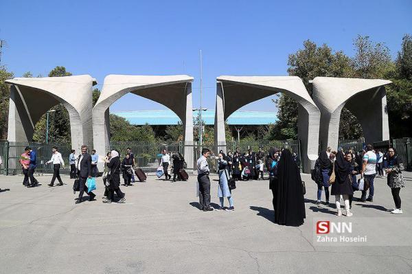 اسامی ثبتنام کنندگان انتخابات شورای صنفی دانشگاه تهران اعلام شد ، مهلت اعتراض تا خاتمه امروز