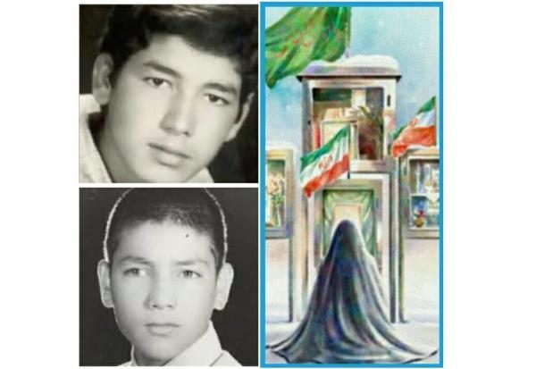 خبرنگاران مادر شهیدان شفیعی دعوت حق را لبیک گفت