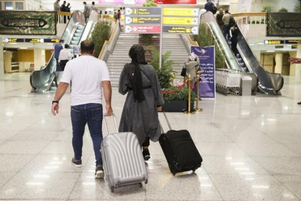 سازمان هواپیمایی کشوری در مورد تغییر ساعت رسمی کشور