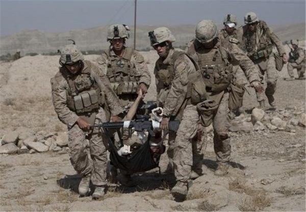 افزایش 37 درصدی حمله به نظامیان آمریکا در افغانستان