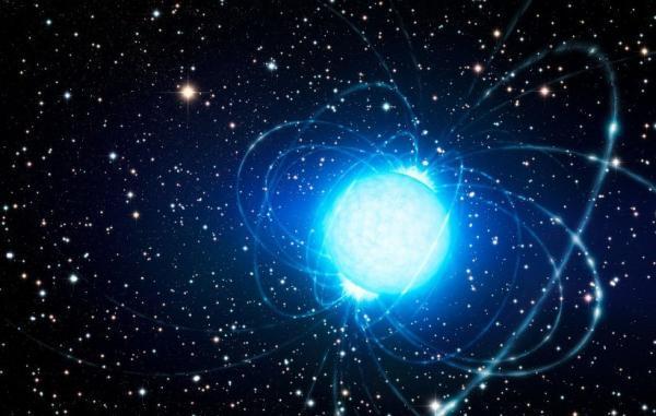 ترکش های اسرارآمیز فضایی: انفجار مگنتار ها یا پیغام فرازمینی ها؟